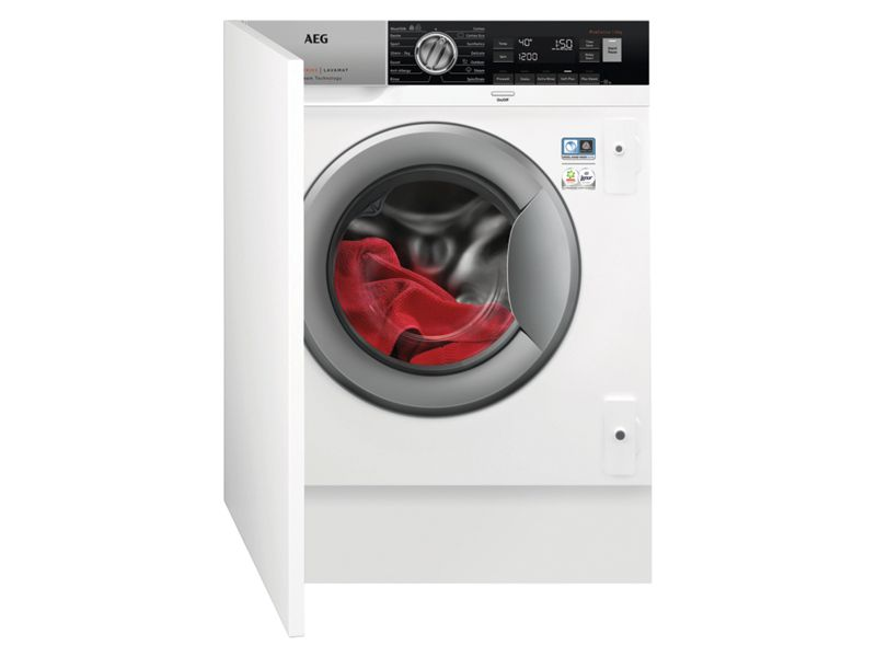 AEG ProSteam® Integrated 8kg Washing Machine L7FC8432BI