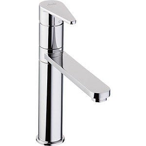 Image of Abode Prime Single Lever Sink Tap - Chrome