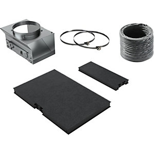 Image of NEFF Recirculation Kit for Cooker Hoods (D65IHM1S0B & D95IHM1S0B) Z51AIU0X0