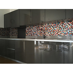 House of Mosaics Ibiza Mosaic Tile Sheet - 300 x 300 mm