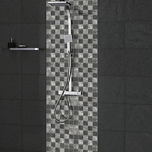 House of Mosaics Formation Mosaic Tile Sheet - 300 x 300 mm