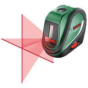Bosch Universal Level 2 Cross Line Laser Level
