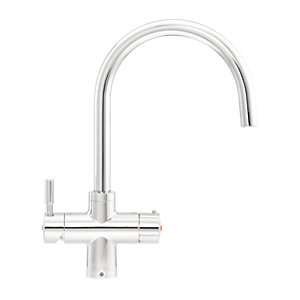 Image of Franke 3-In-1 Monobloc Instante Boiling Water Tap - Chrome