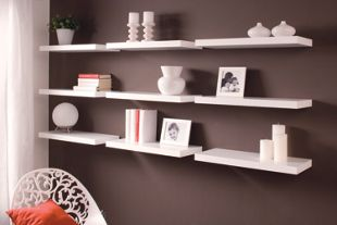 Duraline Floating Shelf 800 x 235mm