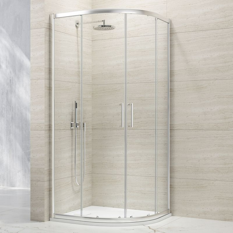 8mm Quadrant 2 Door Sliding Shower Enclosure