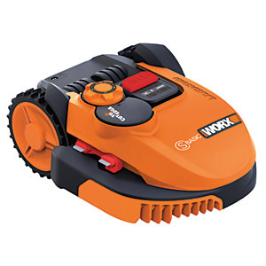 Image of Worx WR090S Landroid Robotic Lawnmower