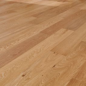 Style Nature Light Oak Engineered Wood Flooring 144m2 Pack