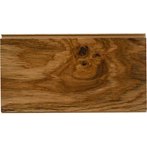 Style Nature Light Oak Engineered Wood Flooring Sample