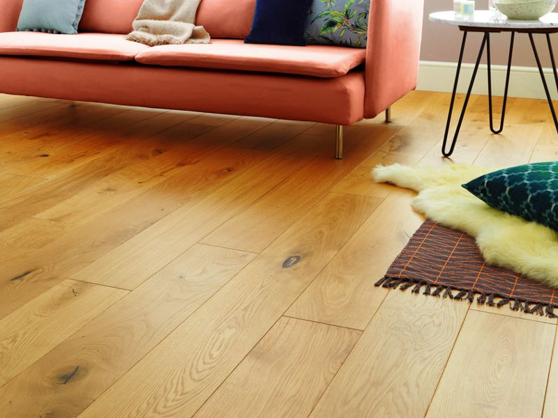 Farm Light Oak Flooring