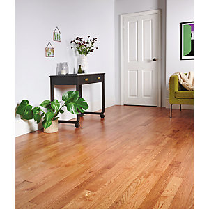 Image of Style Classic Light Oak Solid Wood Flooring - 1.62m2 Pack