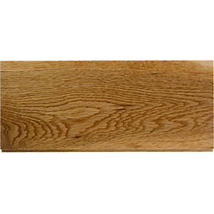 Style Garden Light Oak Solid Wood Flooring Sample