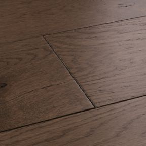 Style Dark Oak Solid Wood Flooring