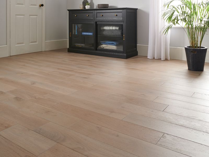 Smoky Grey Oak Flooring