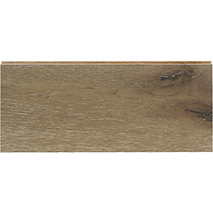 Style Smoky Grey Oak Solid Wood Flooring Sample