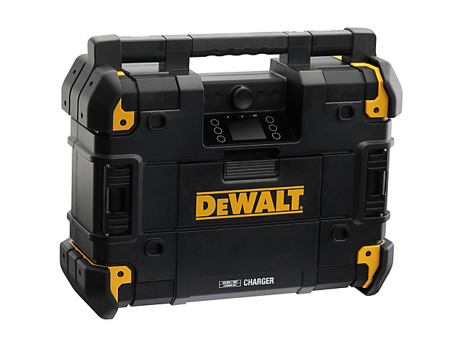 DEWALT DWST1-81079-GB TSTAK FM/AM/DAB+ Job Site Radio