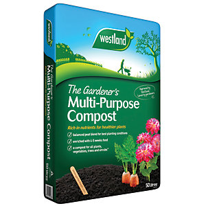 Image of The Gardener's Multi-purpose Compost 50L
