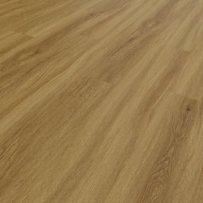 Novocore Mid Oak Luxury Vinyl Click Flooring 2 56m2 Pack