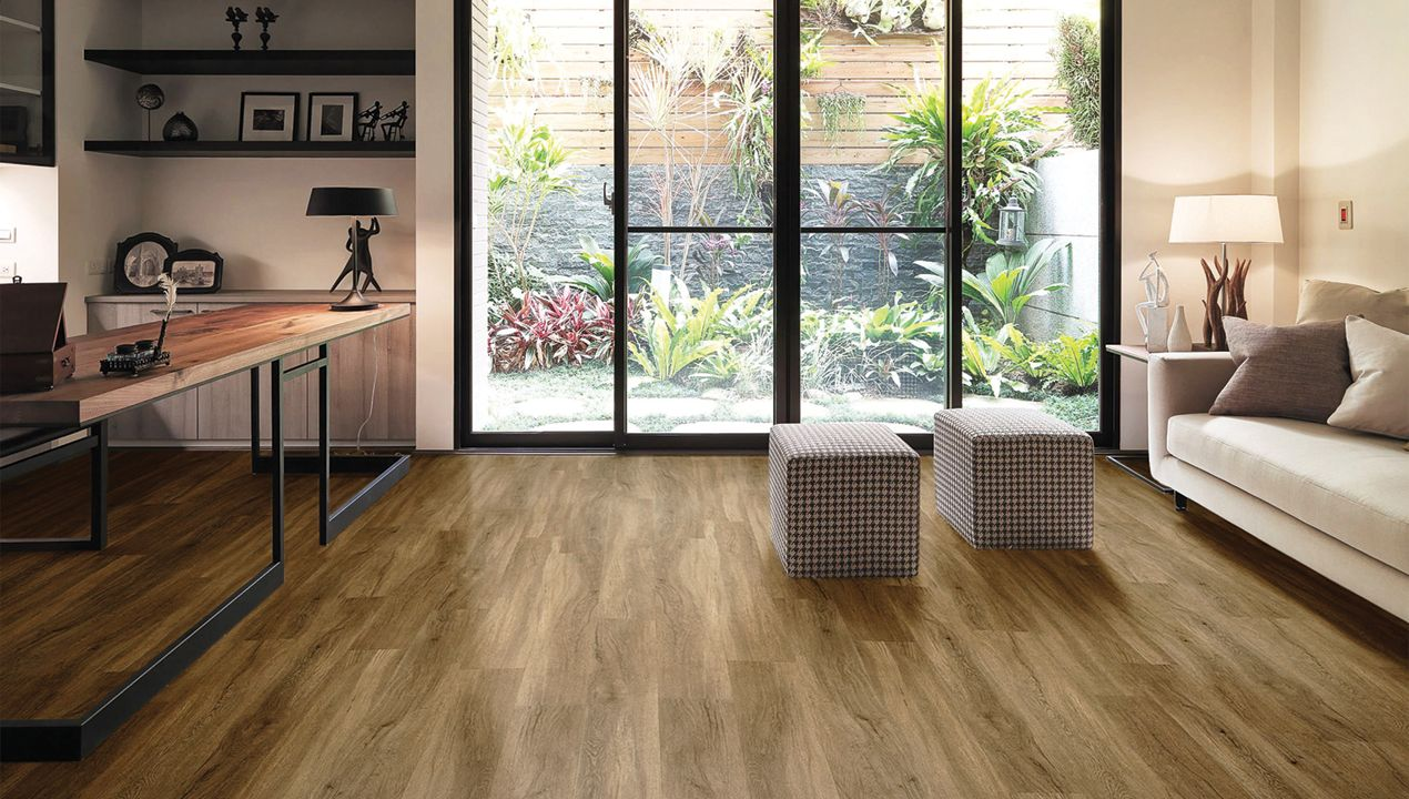 LVT Luxury Vinyl Click flooring