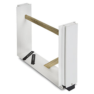 Image of YBS Cavi-Mate 100mm Cavity Closer Door Kit - 850 x 2120mm