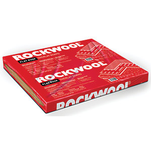 Image of Rockwool Flat Roof Overlay Board - 1 x 1.2m