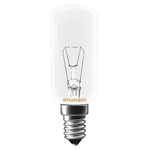 Sylvania Incandescent Dimmable Tubular E14 Light Bulb - 40W