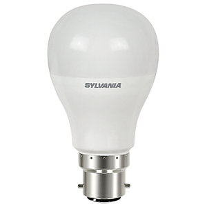 Sylvania LED GLS Dimmable Frosted B22 Light Bulb - 10W