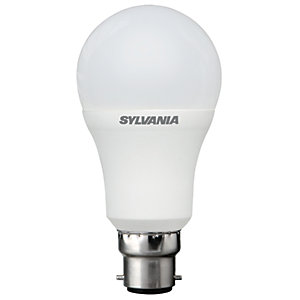 Sylvania LED GLS Non Dimmable Frosted B22 Light Bulb -15W