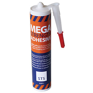 Image of STS Megastrength Pu Adhesive (310ml)