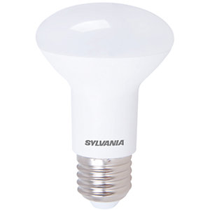 Sylvania LED Non Dimmable Frosted R63 Reflector E27 Light Bulb - 7W