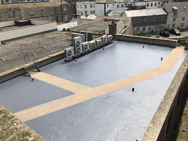 GRP & Flat Roofing
