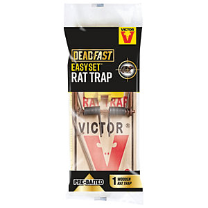 Image of Deadfast Easy Set Rat Trap - Single