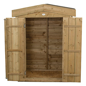 Forest Garden 3 x 2 ft Apex Garden Store