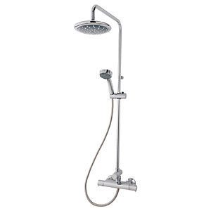 Triton Tian Thermostatic Bar Diverter Mixer Shower Best Price, Cheapest Prices