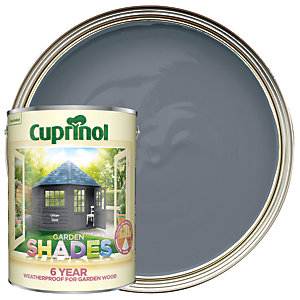 Cuprinol Garden Shades Matt Wood Treatment - Urban Slate 5L