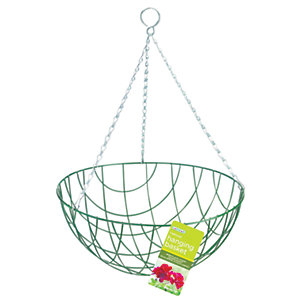 Image of 12inTraditional Hanging Basket