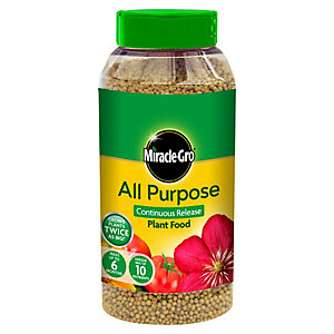 Image of MiracleGro Continuous Release Plant Food - 1kg