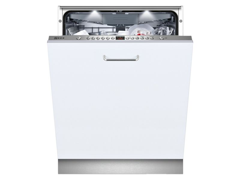 NEFF 60cm Integrated Dishwasher with Info Light S513M60X1G