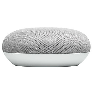 Image of Google Home Assistant Mini - Chalk