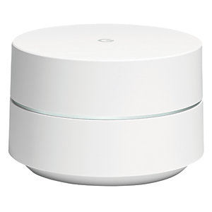 Image of Google Wi-fi Whole Home System White Single Pack