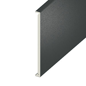 Wickes Box End - Anthracite Grey