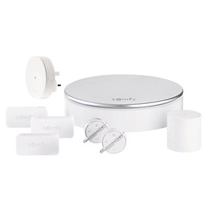 Image of Somfy Home Smart Alarm - White