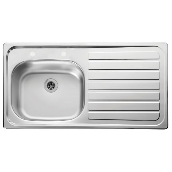 Lexin Bowl Stainless Steel Kitchen Sink