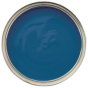 Sandtex 10 Year Exterior Gloss Paint - Oxford Blue 750ml
