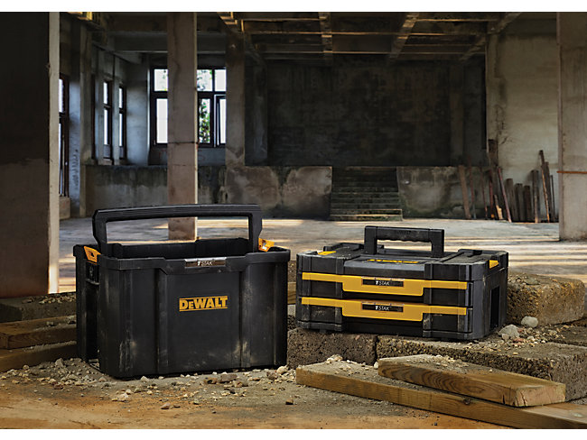 DeWalt Tstak Combo Tote And Drawers