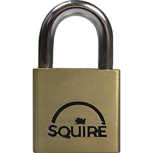 Squire 30mm LN3 Lion Brass Padlock