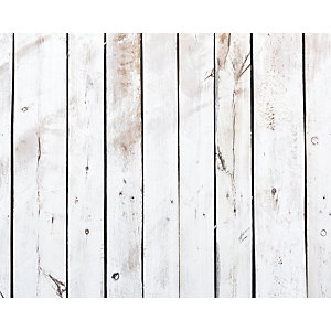 ohpopsi Pale Wood Wall Mural