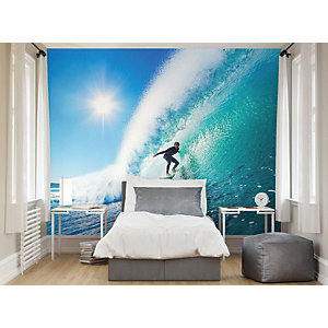Image of Adrenalin Extra Large Wall Mural 3.5m (Wide) x 2.8m (High)