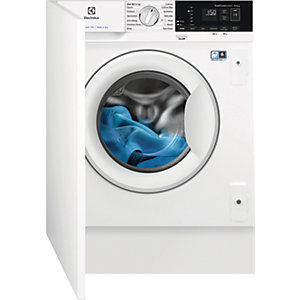 Image of Electrolux Built In Washer Dryer with SteamCare E776W402BI