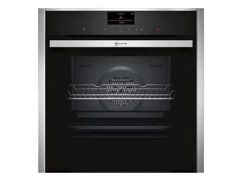 NEFF Single Oven with Home Connect