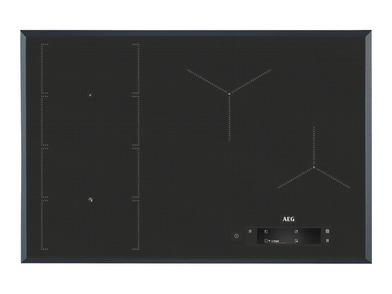 AEG 80cm Induction Hob with SenseFry